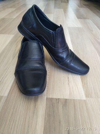 94c0bd3f5 Туфли кожаные на подростка р.37: 550 грн. - Детская обувь Днепр на Olx