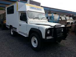 Land Rover 300Tdi Turbo Diesel Ambulance 110/130 Defender