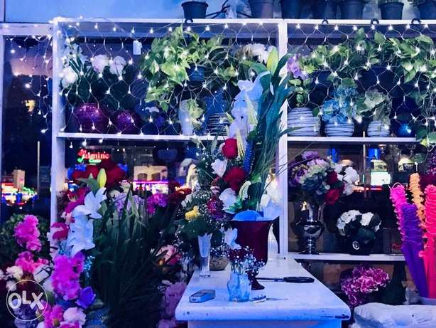 Floristry Business For Sale