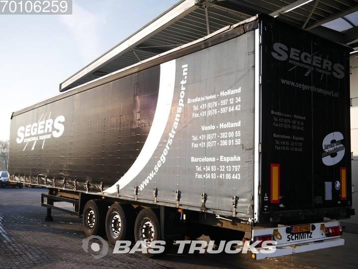 Schmitz Cargobull S01 Anti-Vandalimus-Plane - 2011