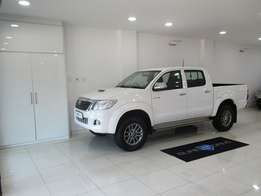 2012 Toyota Hilux 3.0 d4d 4x4 for sale