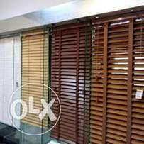Durable Blinds and wallpaper