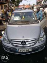 Benz B180 foreign used Lagos clearance.