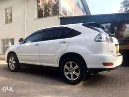Well Maintained Toyota Harrier Lady used