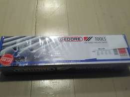 GEDORE B1/17M combination spanner set
