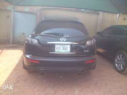 Irresistible Infiniti Fx35 for give away