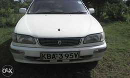 Saloon car