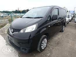 Nissan Vanette NV200 Year 2010 Model Automatic Transmission Black 2WD