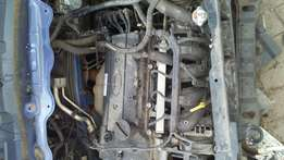 Kia rio parts eng and body