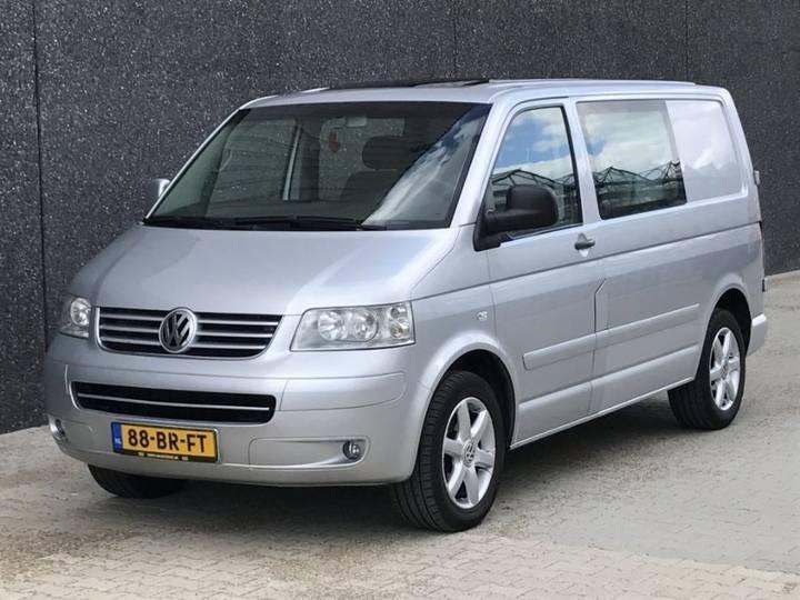 Volkswagen Transporter TRANSPORTER 2.5TDI 128 KW/175PK AUTOMAAT AIRC... - 2004