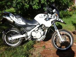 Bmw 650 Dakar for sale
