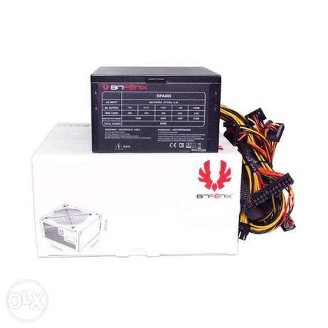 Bitfenix power supply 500w