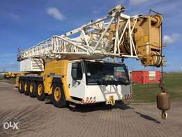 Liebherr LTM 1220-5.1 - To be Imported