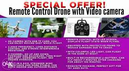 RC drone with Camera and controller