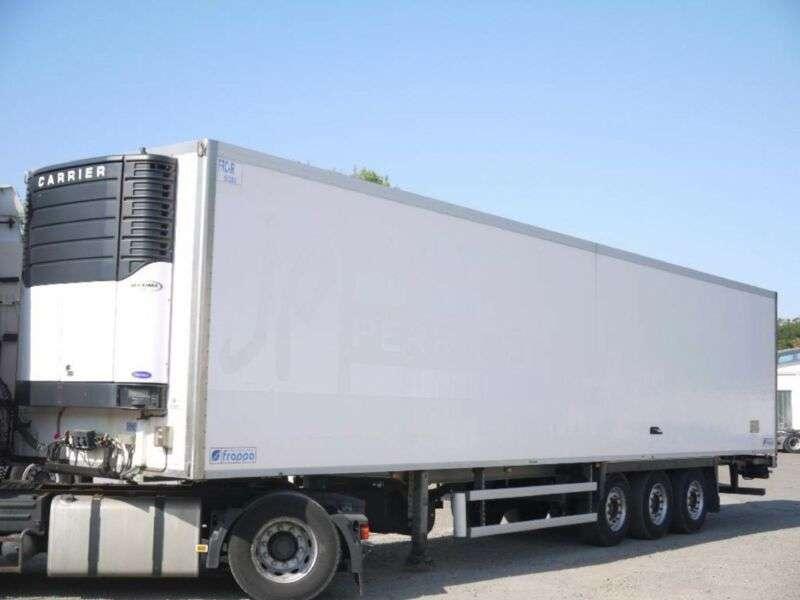 Lecitrailer Frappa*carrier Maxima 1300* - 2012