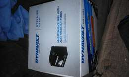 Brand new bike battery still in box with papers