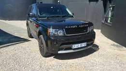 2013 Land Rover Range Rover in good condition