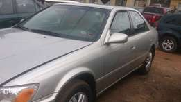 2001 Toyota Camry tokunbo