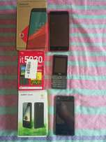 3 Phones for sale