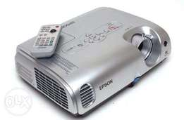 EX UK Epson projector Epson EMP-S3 with 1600 lumens