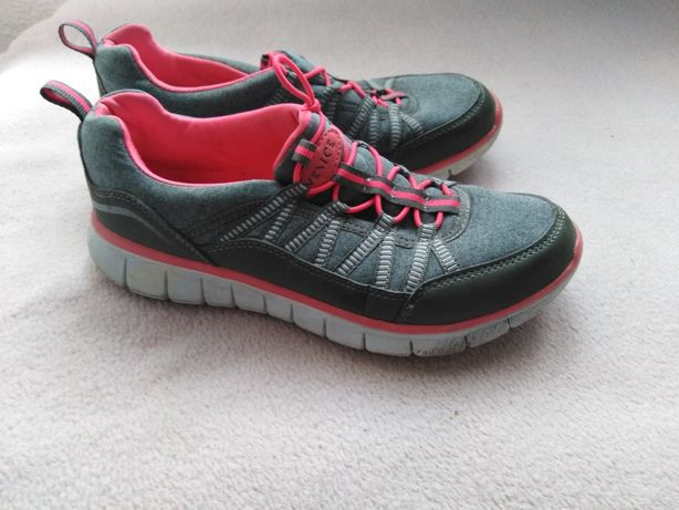 Szare różowe buty sportowe venice 38 37 lekkie Mirsk • OLX.pl