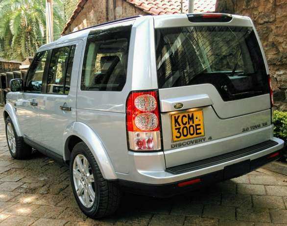 Landrover discovery 4 Nairobi West - image 8