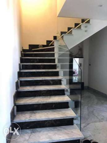 duplex with roof semi furnished for rent in east town
