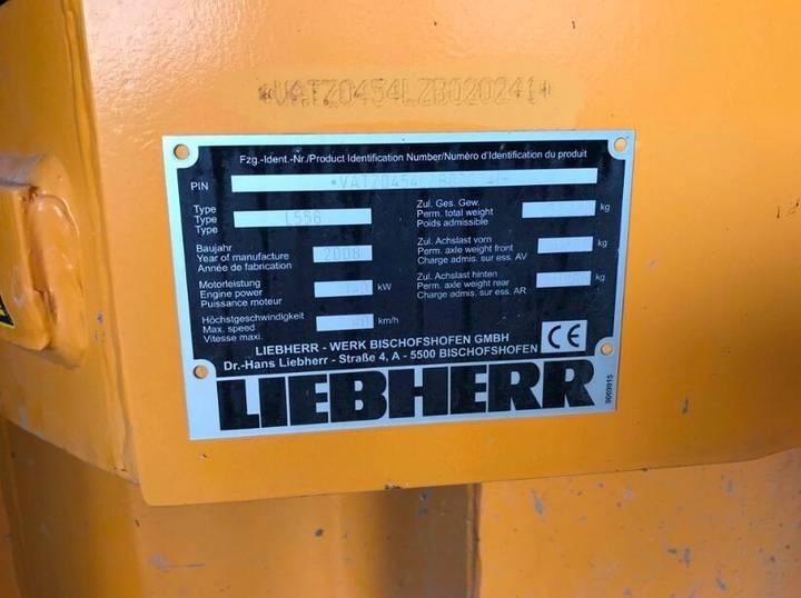 Liebherr 556 - 2008