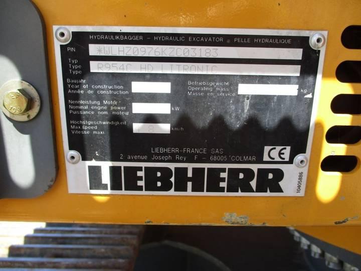 Liebherr R 954C HD Litronic - 2012 - image 12