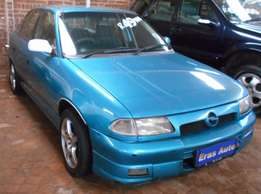 1998 Opel Astra 200 is Euro