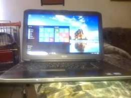 A very neat Dell laptop for sale.