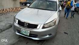 Honda accord evil spirit