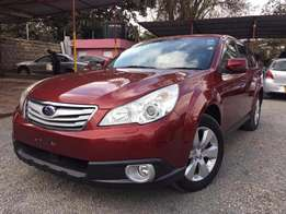 Subaru Outback 2010 Foreign Used For Sale Asking Price 2,350,000/=