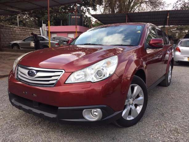 Subaru Outback 2010 Foreign Used For Sale Asking Price 2,350,000/= Lavington - image 1