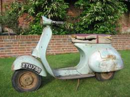 Any VESPA Wanted for CASH