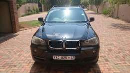 X5 3.0 D 2007 FOR SALE