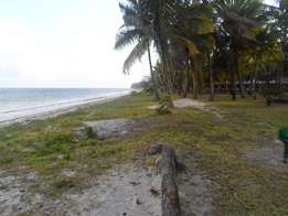14 acres prime land on sale on the beach at prime area of North coast.