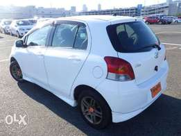 very clean toyota vitz just arrived with very lowmileage