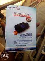 Spectranet 4glte mifi and box,faster