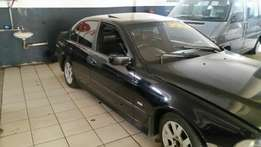 Bmw 530i Msport auto selling as a non runner papers in order