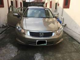 Honda accord evil spirit now selling