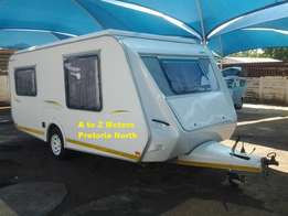 2007 Gypsey Romany Caravan for Sale