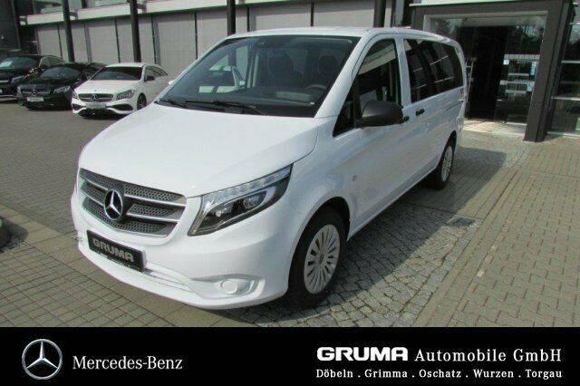 Mercedes-Benz Vito 116 BlueTEC Mixto Lang Sitzhzg./Klima/AHZV - 2019