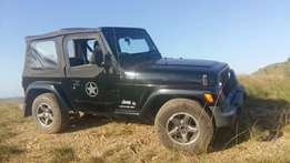 4x4 JEEP Wrangler for sale