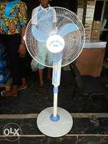 Foresolar rechargeable fan