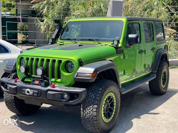2019 Jeep Wrangler TGF source with 11,000 km only