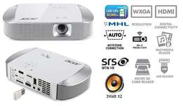 Acer Portable WIFI LED Projector – K137i