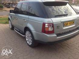 Range rover sport HSE FULLY LOADED (pay 60% n remaining in 8 months)
