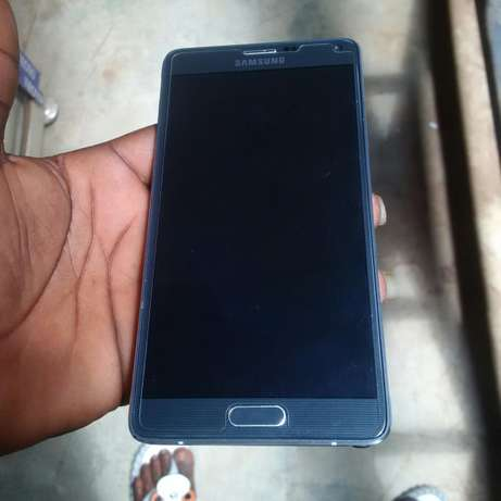 Samsung galaxy Note 4 (new) not negotiable Ibadan Central - image 1