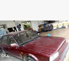 Very functional Nissan Bluebird for sale